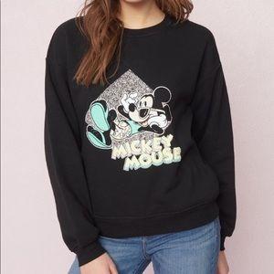 Mickey Mouse crew neck